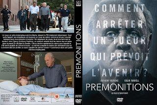 JAQUETTES DVD: jaquette dvd premonitions 2015