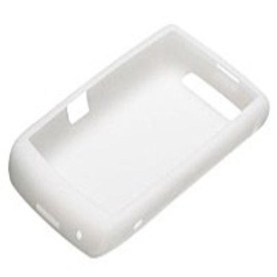 Research In Motion HDW-27287-002 Rubberized Skin for Blackberry 9550 Storm2 - White