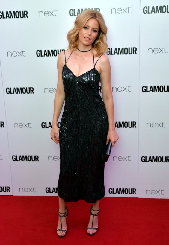 Pin for Later: Hollywood Se Mélange aux Stars Britanniques Lors des Glamour Women of the Year Awards Elizabeth Banks