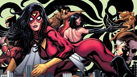 Congratulations : Spider-Woman is Pregnant! #spiderwoman, #marvel, #pregnant