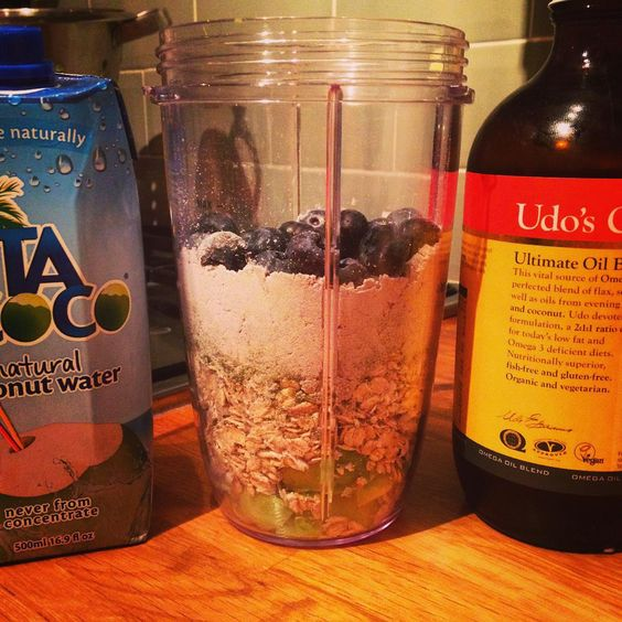 Ready to Rock at 5.30am!  #fitness #food #nutrition #foodporn #noexcuses #instafit #fitspo #breakfast #pretraining  @vitacocouk + @udoschoiceuk + oats + Whey + avocado + greens powder + berries into @nutribulletuk Job done!!