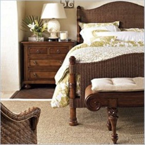 British Colonial Bedroom: British Colonial, Colonial And British Colonial Style On