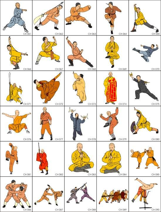 Shaolin photo infographic | Martial Arts | Pinterest ...