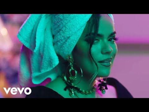Karol G J Balvin Mi Cama Remix Ft Nicky Jam Youtube Que Me Quedes Tu Música Canciones Mejores Canciones