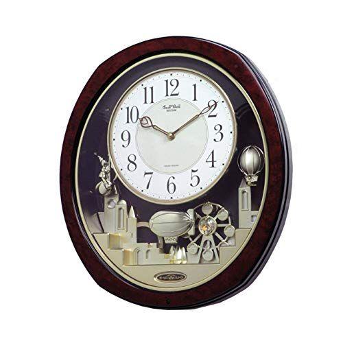 Rhythm Clocks Joyful Land Musical Motion Clock Rhythm C Https