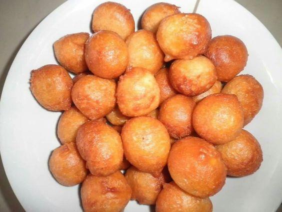 Mikaté, bofloto, beignets africain