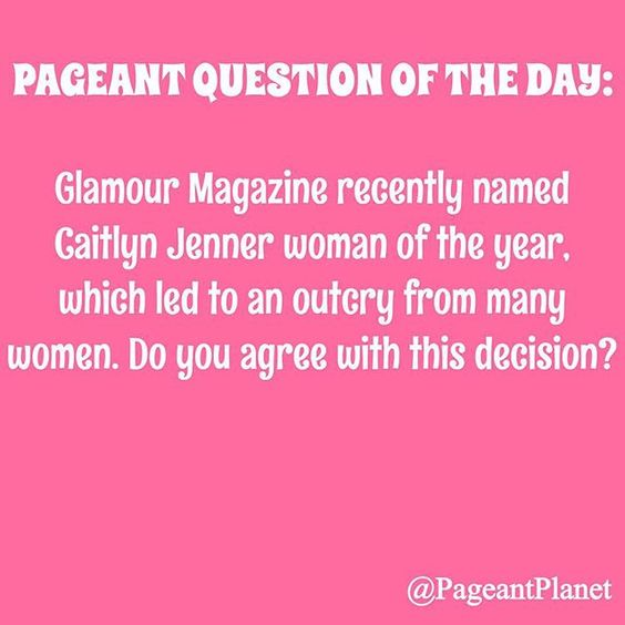 This question could be asked in interview and is considered controversial. Answer this question as you would in a pageant interview and you could be featured on ThePageantPlanet.com in our Pageant Question of the Day section!