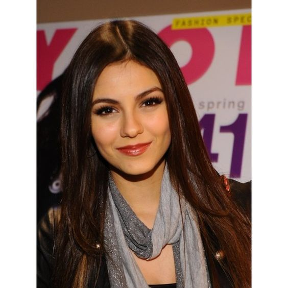 Victoria Justice ❤ liked on Polyvore featuring victoria justice