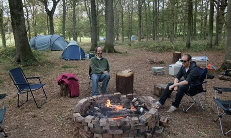 10 of the best tiny British campsites   Travel   The Guardian  #RePin by AT Social Media Marketing - Pinterest Marketing Specialists ATSocialMedia.co.uk