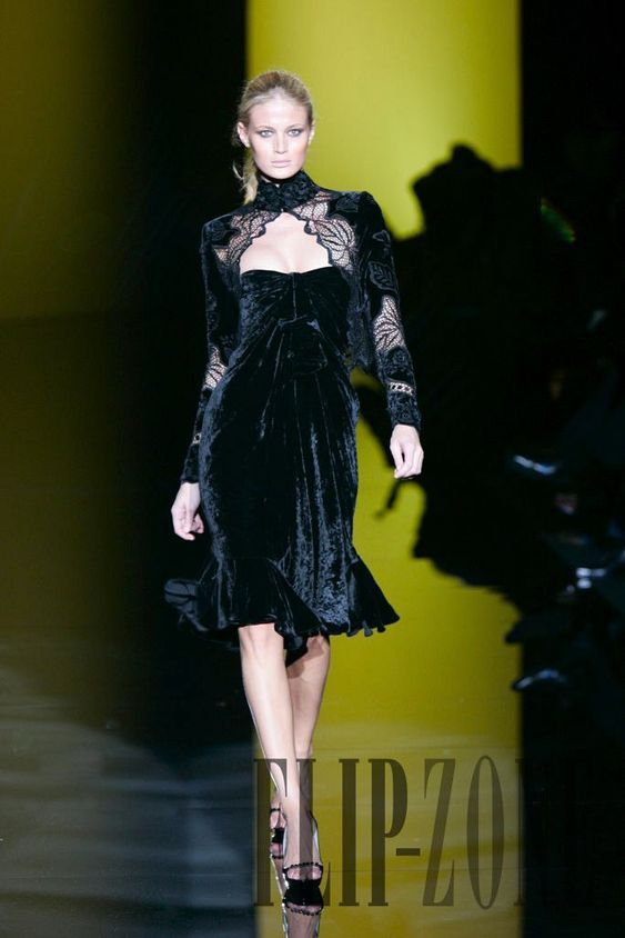 Elie Saab Herbst/Winter 2006-2007 - Couture