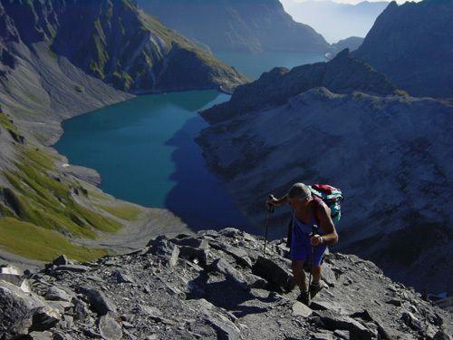 Topo : Le Tour du Ruan // entre la haute-Savoie et le Valais Suisse [Haut Giffre]