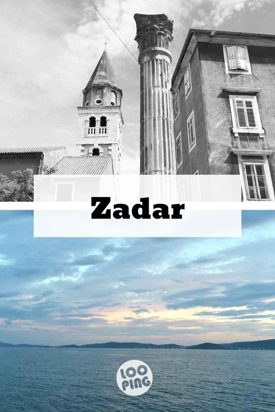 Zadar Macht Glucklich Unvergessliche Autoreise Durch Kroatien