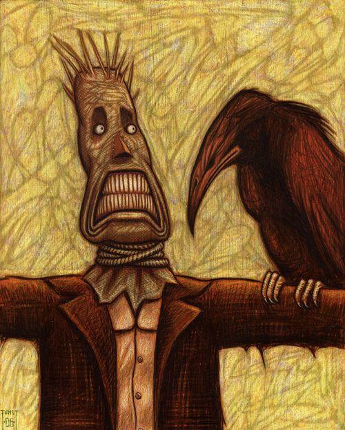 scarecrow - grant fuhst