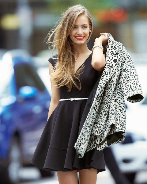 Little Black Dress #Style #Fashion #toptof