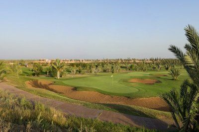 Golf Course Palmeraie Golf in Marrakech, Morocco - From Golf Escapes