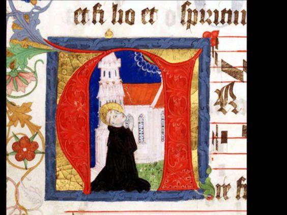 """San Benito de Nursia: Himno de Maitines """"Quidquid antiqui..."""""""