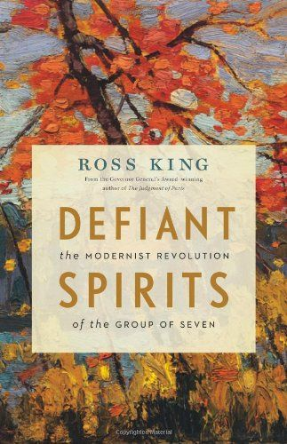 Defiant Spirits, Ross King