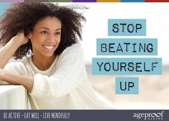 Stop Beating Yourself Up! ... From the moment we get up until the end of the day, many of us are in a constant cycle of beating ourselves up. Wellbeing expert, Nike athlete and motivational speaker, Greg Sellar explains why we do it and how becoming more aware of ourselves we can create the life we desire ... http://ageproofliving.com/improve-self-esteem ... #success #motivation #happiness #selfesteem
