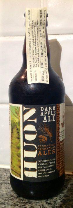 huon dark apple ale - Google Search