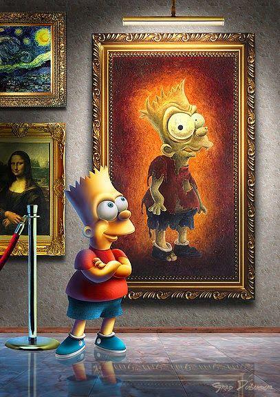 As Cores Da Arte: As celebridades de Greg Dubuque