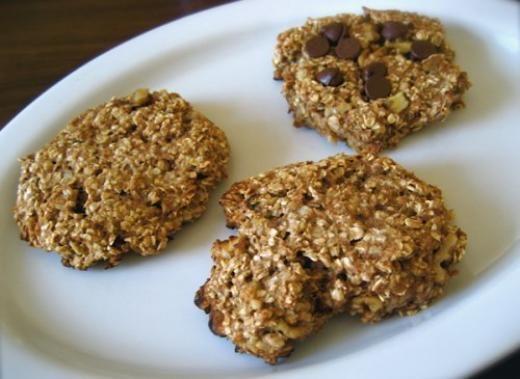 Banana Oatmeal Cookies by marniellen - HalfHourMeals.com