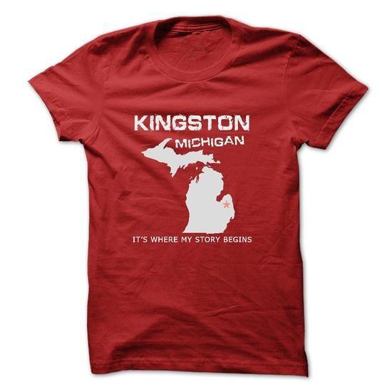 Kingston-MI01 - #tee skirt #hoodie. CHECK PRICE => https://www.sunfrog.com/LifeStyle/Kingston-MI01.html?68278