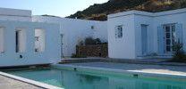 #Poolvilla #Ägäis# Ferienhaus #Griechenland #Kykladen #Tinos #Kabos #Spiti Kabos