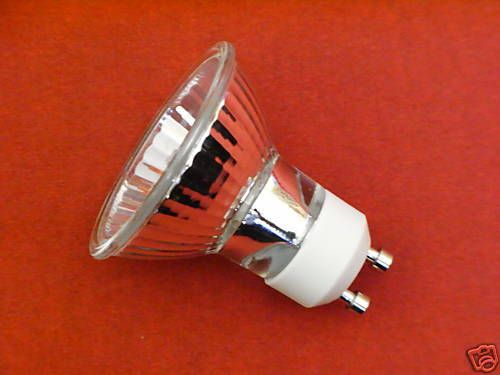 5 X Halogen Halogenlampe Gu10 Gu 10 Strahler 50w 50 Watt Neu