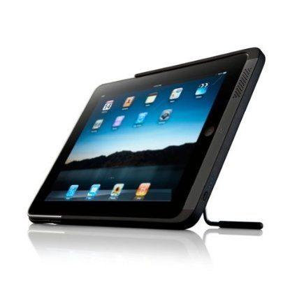 Amazon.com: Kensington Apple iPad Accessory PowerBack Battery Case for Apple iPad 3G tablet / Wifi 16GB, 32GB, 64GB, with Kickstand and Dock $24