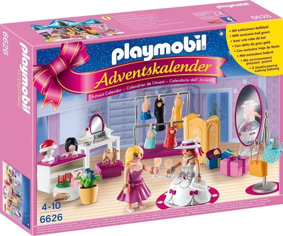 PLAYMOBIL 6626 - Adventskalender - Ankleidespaß für die große - playmobil badezimmer 4285