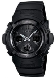 Casio Men's AWGM100B-1ACR G-Shock Tough Solar Power Atomic Watch