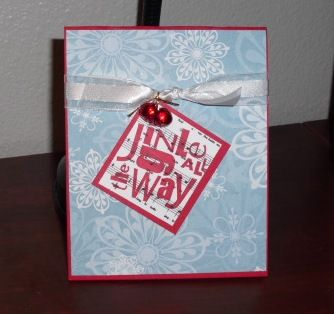 Jingle bells! by Amisjag - Cards and Paper Crafts at Splitcoaststampers