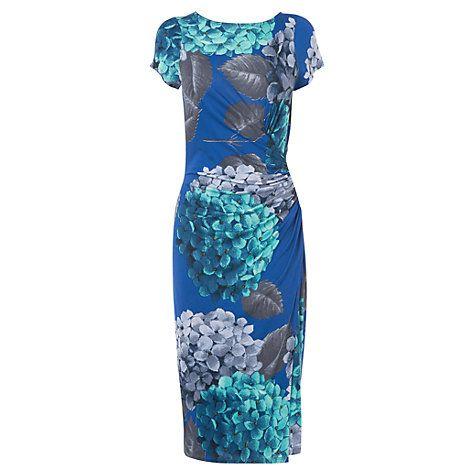 Buy Phase Eight Hana Dress, Blue Online at johnlewis.com