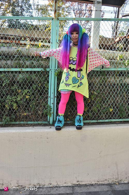 Tumblr #harajuku #cute #japan #tokyo #fashion