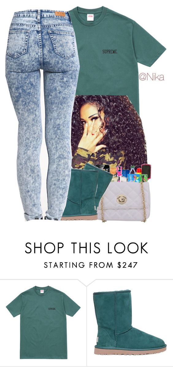 """""""12/5/15"""" by liveitup-167 ❤ liked on Polyvore featuring UGG Australia"""
