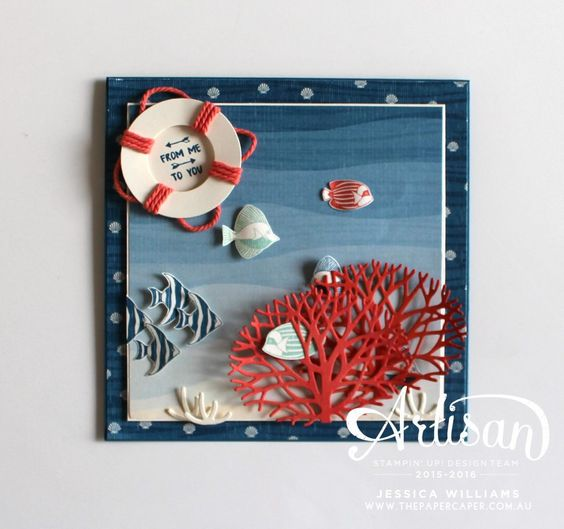 Follow this link back to see all of the fun projects from the Artisan Design Team! #stampinup #artisandesignteam #thoughtfulbranches: