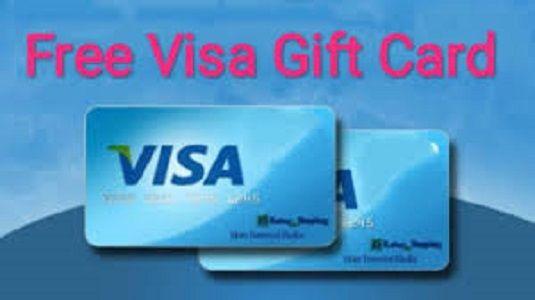 Giftcard Mastercard Or Visa Pepaid Cards Visa Gift Card Gift Card Gift Card Design