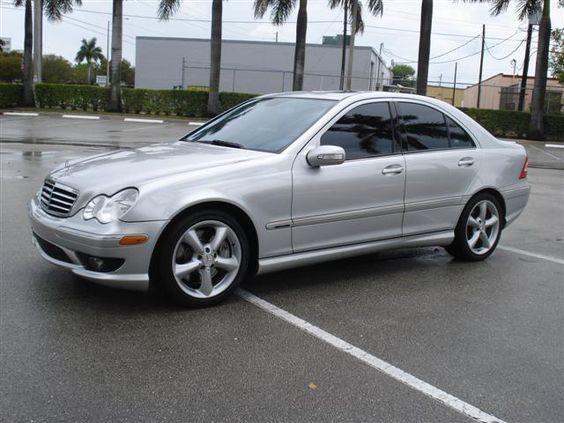 2005 mercedes c230 kompressor sedan cars cars cars for Mercedes benz c230 amg