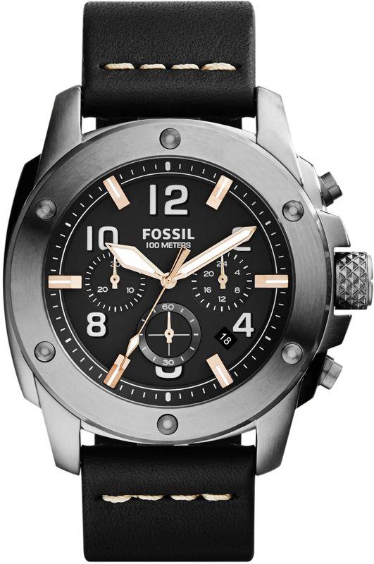 Fossil Chrono Modern Machine Reloj Para hombres FS5016