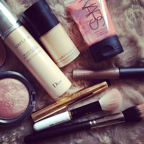 MAC, Dior, NARS, Yves Saint Laurent - Make Up