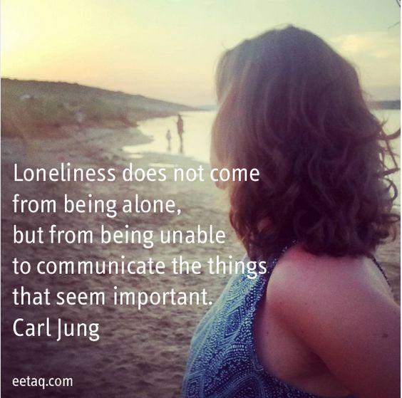 Loneliness - Quote