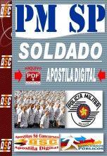 APOSTILA DO CONCURSO PM SP SOLDADO PM 2014 NOVO CONCURSO PMSP POLICIA MILITAR DO ESTADO DE SÃO PAULO SOLDADO PM 2014.   Fundação Vunesp la...