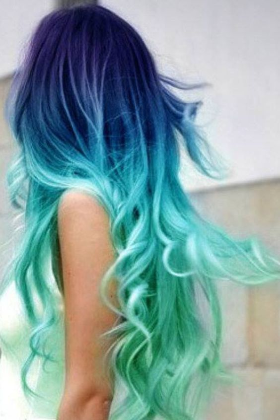 Gorgeous hair color!!! I just need to experiment on my hair.