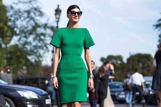Street Style: Little Spring Dress   Galería de fotos 10 de 19   GLAMOUR