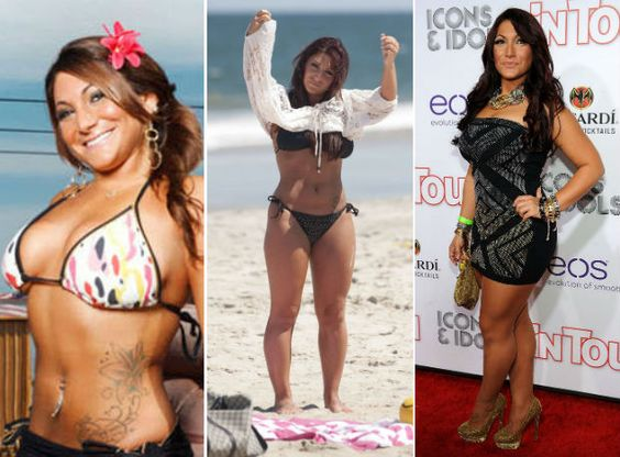 jersey shore stars on steroids