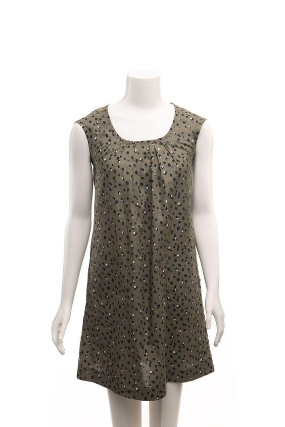 Pick+Pocket+Dress-+Spots+–+Voon