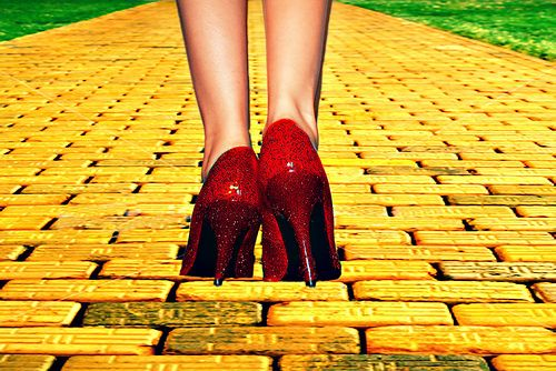 The Yellow Brick Road: