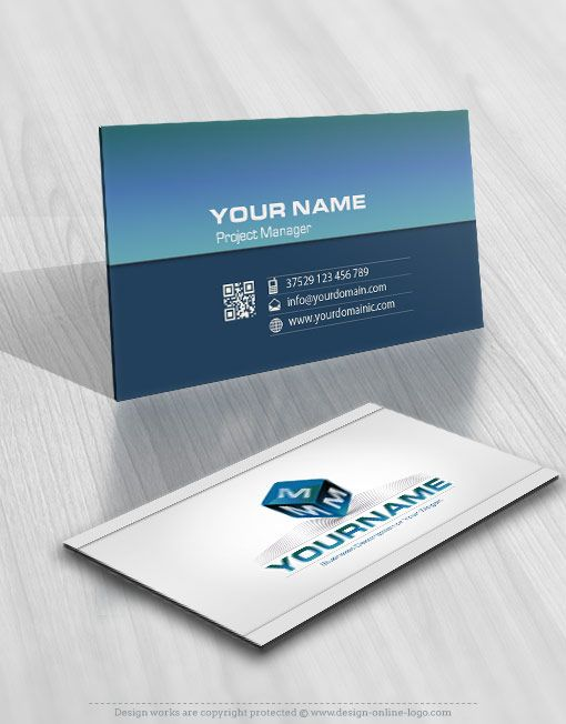 Buy 3d Initial Cube Logo Free Business Card Free Business Cards Online Logo Design Logo Design