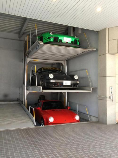 118 Best Garage Images On Pinterest Car Architecture And Dream
