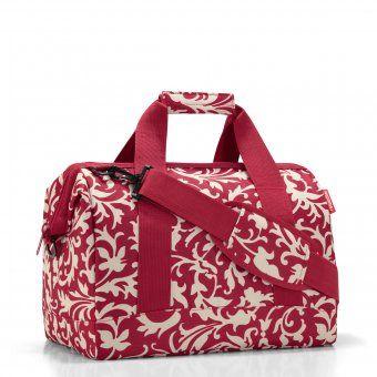 #design3000 Ruby Dots Allrounder - Vielseitige, große Tasche.